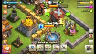 Clash of clans /fail nooo!!!