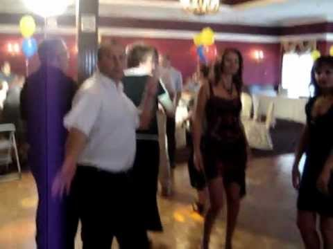 "Live video Russian restaurant ""Passage""(Toronto)-July,2010.Birthday of mother-in-law Polya."