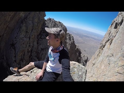 Hiking the HARDEST TRAIL in New Mexico! - Spring Break 2017