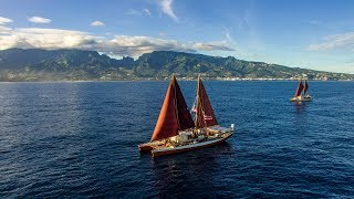 The Hokulea | Polynesian Voyaging Society