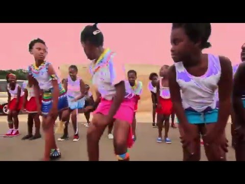 OHA-TV Kids world Africa dances traditional zulu dance in Soweto