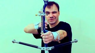 Man Shows Off AMAZING Archery Skills | What's Trending Now