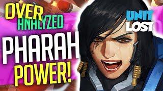 Overwatch Coaching - PHARAH POWER! - DIAMOND 3414 SR - [OverAnalyzed]