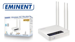 EM4505 Dual Band AC1200 Router