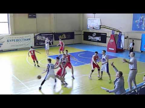 2015/04/09 12:00 Юнибаскет vs Спартак-Приморье