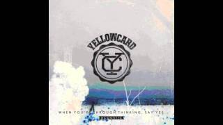 Yellowcard - Sing for me (Acoustic) [AUDIO]