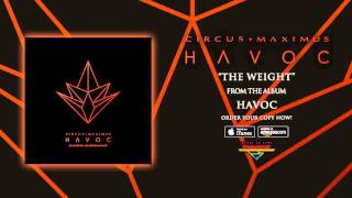 CIRCUS MAXIMUS - The Weight (Audio)