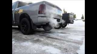 RIPP supercharged Ram with ARH headers