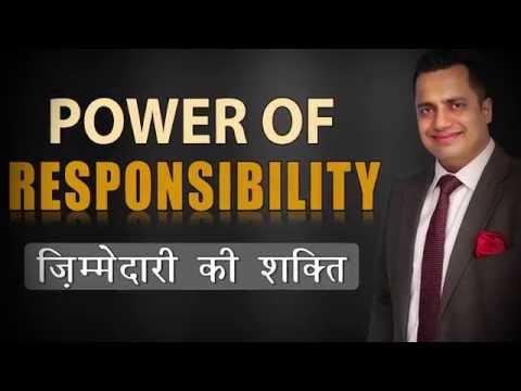 Power of Responsibility; Motivational Training Seminar in Malaysia by Mr Vivek Bindra