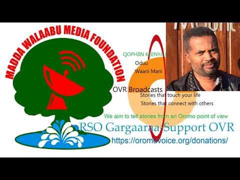 Oromo Voice Radio (OVR) Broadcasts- 24 February 2018