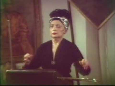 Theremin - Clara Rockmore play