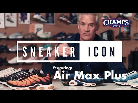 Nike Air Max Plus Documentary with Qias Omar, Mache, Emily Oberg and More! | Sneaker Icon; Ep.1 thumbnail