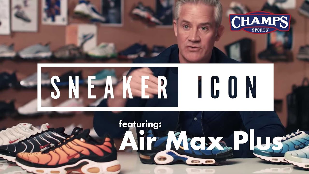 new arrival 68db2 a142f Nike Air Max Plus Documentary with Qias Omar, Mache, Emily Oberg and More!  | Sneaker Icon; Ep.1
