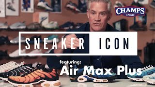 Nike Air Max Plus Documentary with Qias Omar, Mache, Emily Oberg and More! | Sneaker Icon; Ep.1