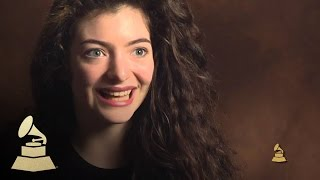 Lorde - Growing Up In New Zealand | GRAMMYs
