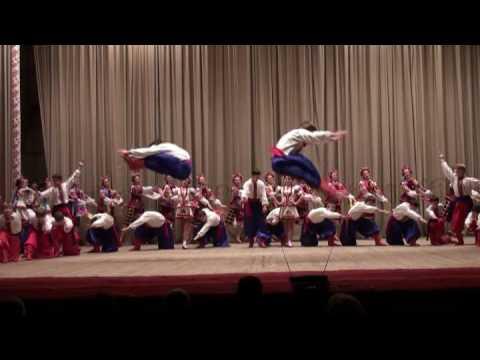Ukrainian dance Hopak by Sonechko (Zhytomyr, Ukraine) (229)