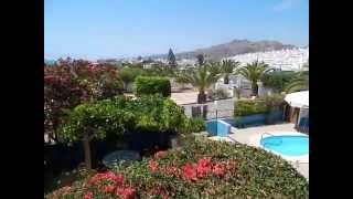 VIP7041 Beachfront Villa in Mojacar Playa offers in excess of 295.000 Euros