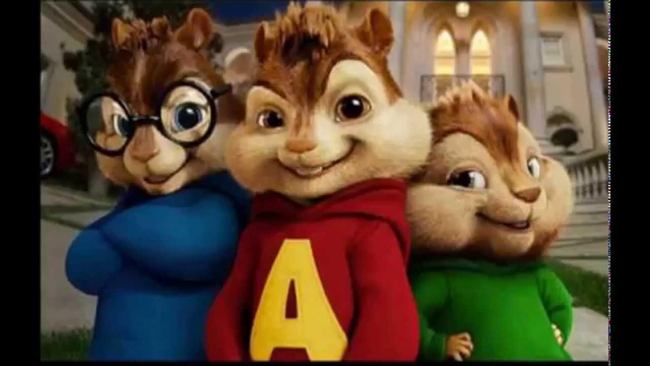 Wisin coraz n acelerado version alvin y las ardillas for Alvin y las ardillas