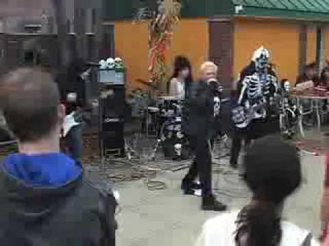 138 - ASTRO ZOMBIES(Live @ Artist's Row, Salem, MA. 10.31.09)