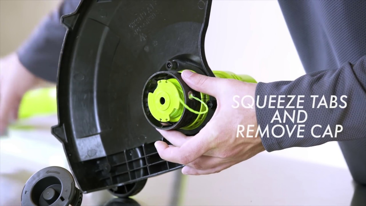 How To: Install Fixed Line Head on a Cordless String Trimmer