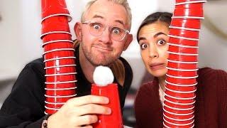 Santa takes in hat facial wife Mature
