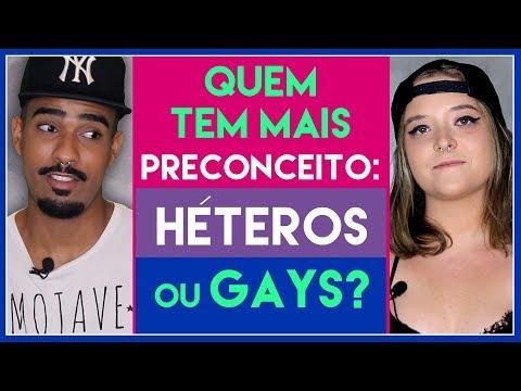BISSEXUAIS sentem mais PRECONCEITO dos LGBTS ou HÉTEROS cis? - Põe Na Roda