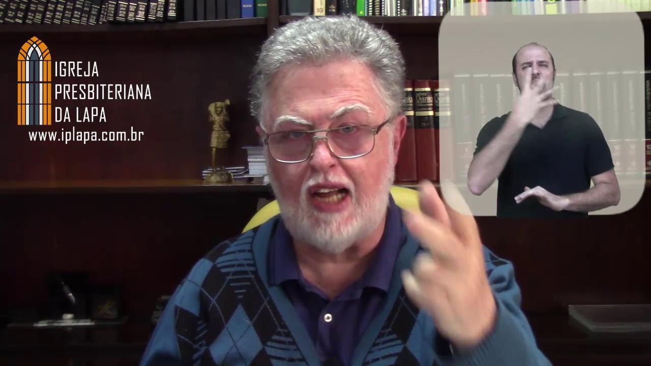 Fome da Palavra - Graus de Envolvimento com os Pecadores - Parte 2 - Rev.. George Alberto Canelhas