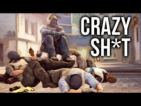 10 CRAZY Things