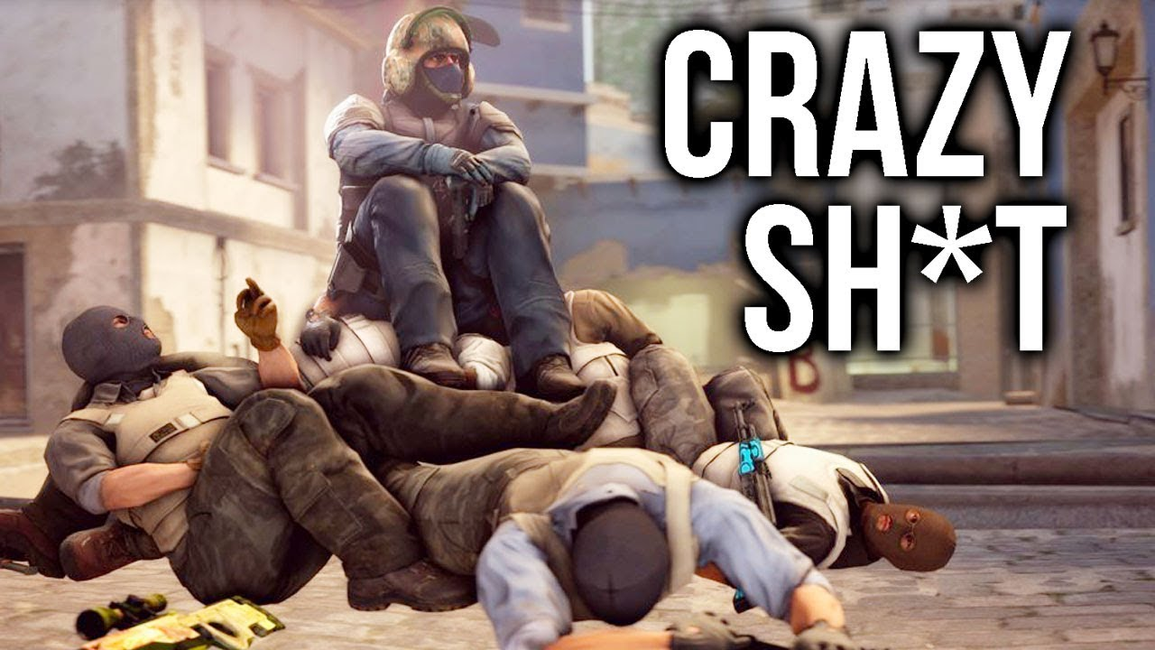 10 CRAZY Things Counter-Strike Players Have Done