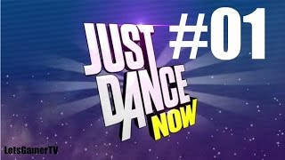 Lets Play Together Just Dance Now #01 [GERMAN/HD] - Auf die Tanzfläche!