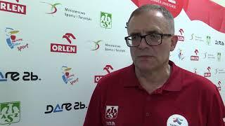 Szef polskiej misji uniwersjadowej w Tajpej - Tomasz Szponder