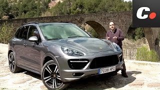 Porsche Cayenne Turbo S - Prueba SUV / Test / Review Coches.net