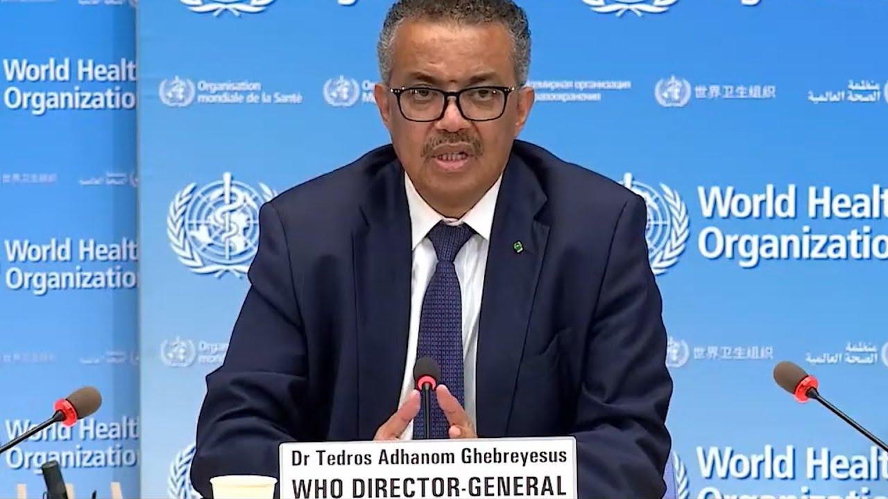 La OMS pide a los gobiernos no politizar la pandemia