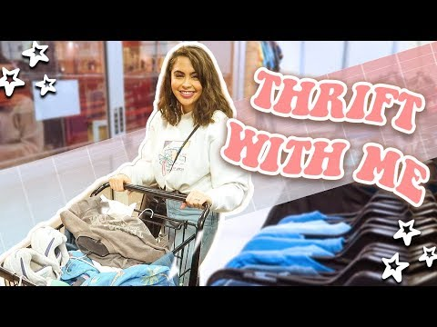 COME THRIFT WITH ME FOR SPRING TRENDS // Jessica Neistadt ♡