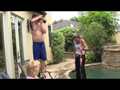 Jennifer Corday's Underwater Photo Shoot w/John Norling