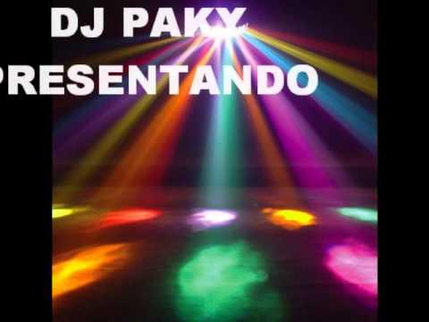 subete la falda remix dj paky