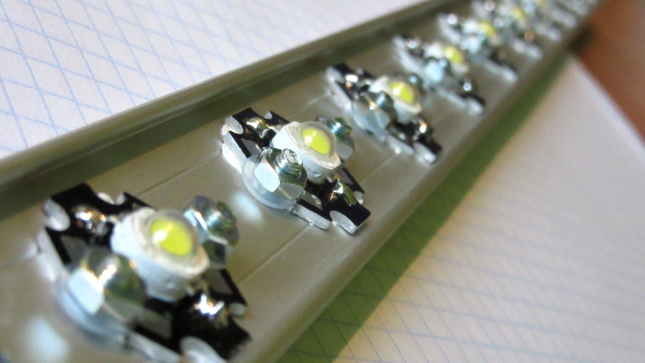 Wonderful Making Simply LED Lamp   YouTube