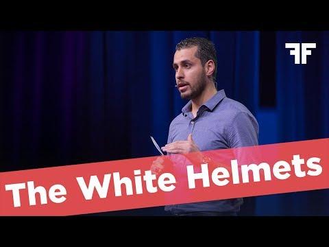 ABDULRAHMAN AL-MAWWAS | THE WHITE HELMETS | 2017