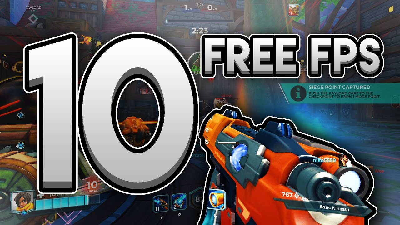 Free To Play Steam