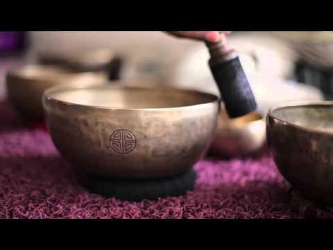 3 Hours Tibetan Singing BowlsChakra Set C# Earth ToneMeditation Music