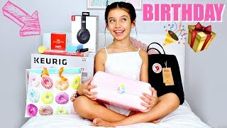 What I got for my 13TH Birthday  | BIRTHDAY HAUL 🎁🎧