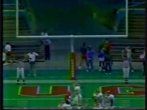 Arkansas vs. Houston 1988