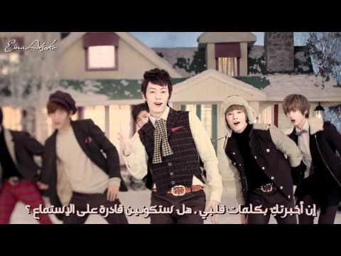 [MV] Boyfriend  _ I'll Be There { Arabic Sub }