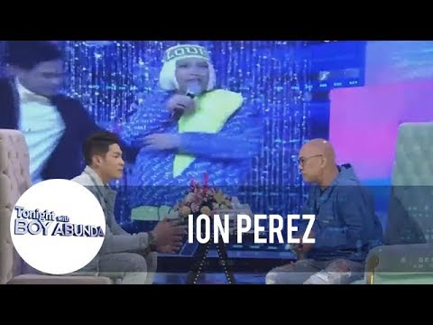 TWBA: Is Ion Perez using Vice Ganda for the sake of stardom?