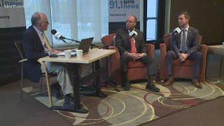 Feehan, Hagedorn spar in radio debate
