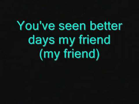 the apples in stereo - better days with lyrics