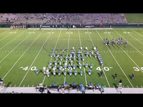 Grand Prairie High School Marching Band | Game 3 | Halftime Show