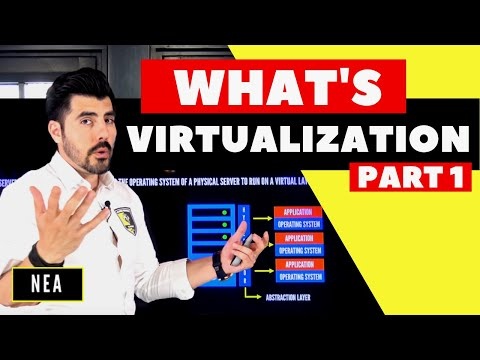 What's VIRTUALIZATION VMware and Hyper-V   DETAIL and ENGAGING EXPLANATION PART 1/2