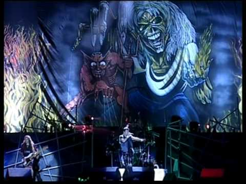 Iron Maiden - The Number Of The Beast - Rock In Rio 2001 13/16