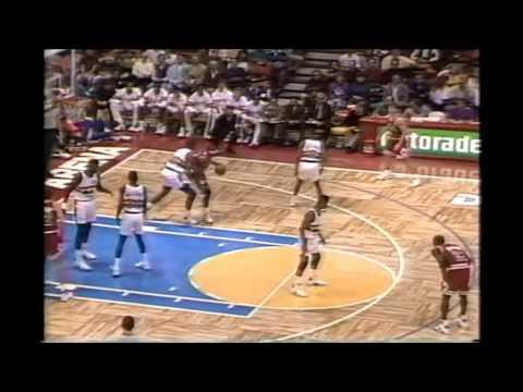 1992 Regular Season Chicago@Denver HIGHLIGHTS